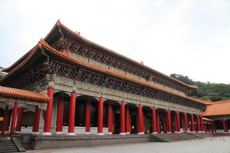revolutionary: main shrine of national revolutionary martyrs shrine in Taipei, Taiwan