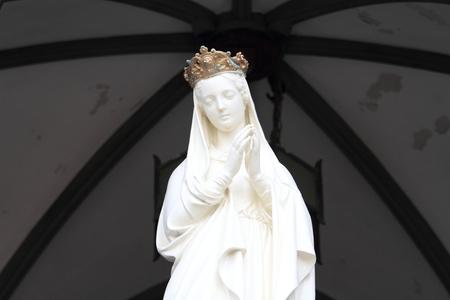 大浦天主堂, 長崎県でマリア画像 写真素材