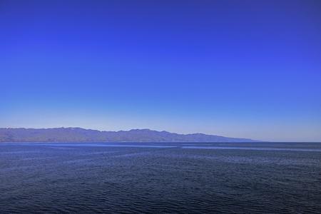 Sado island in Niigata, Japan