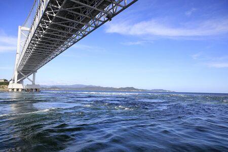 Onaruto bridge in Tokushima, Japan Foto de archivo - 129875760