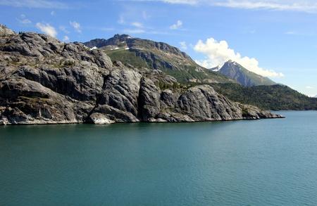 alaska scenic: scenic Alaska landscape
