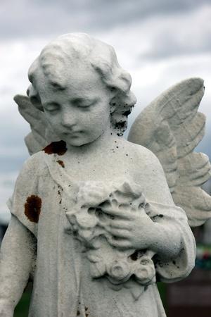 guardian angel and heaven photo
