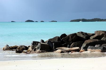 caribbeans: beautiful Caribbean beach