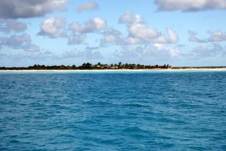 caribbeans: Flat island of Barbuda