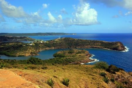 caribbeans: Shirley s Heights, Antigua