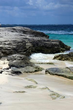 caribbeans: Natural beach