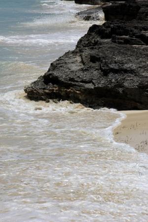 caribbeans: rugged coast