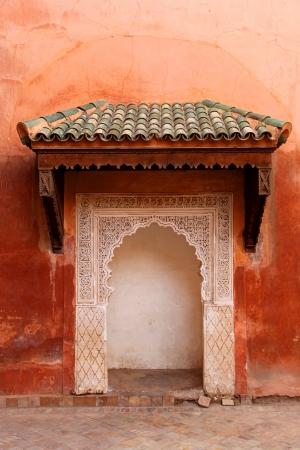 Famous Saadian Tombs in Marrakesh