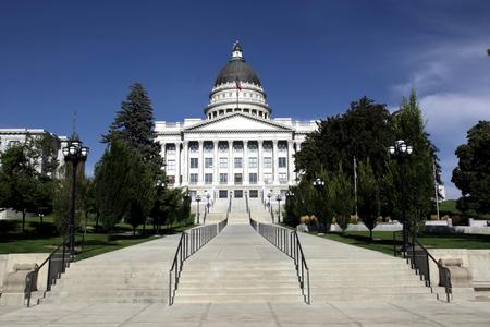 ユタ州議会議事堂 写真素材 - 25743079