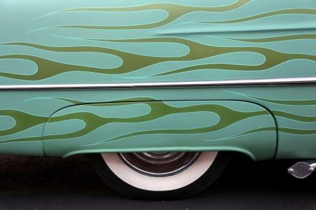 Vintage Car Details