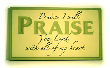 Praise tablet