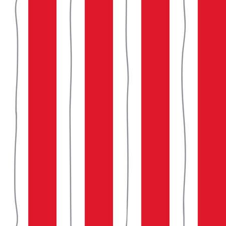 Seamless striped square pattern in vintage style