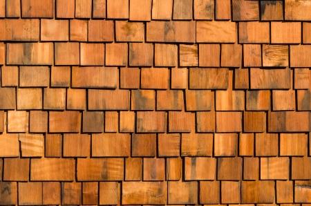 cedar shakes: Cedar madera sacude en el techo para el fondo