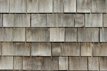 Cedar shake weathered background
