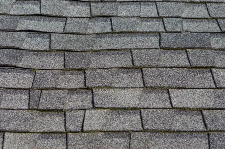 shingles: Detalle y la textura de la composici�n tejas en un tejado