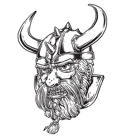 Vikings: Vikings head