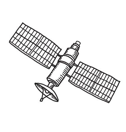 sattelite: satellite