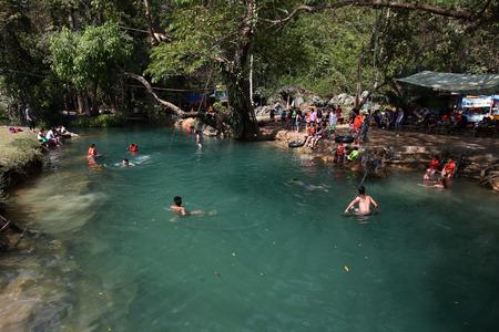 blue lagoon: Blue Lagoon , Vang Vieng Editorial