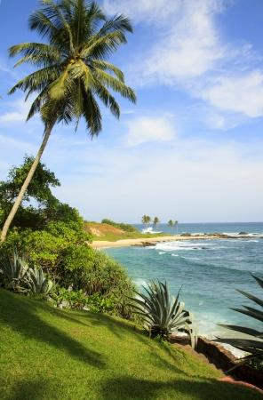 tangalle: Eva Lanka Hotel, Indian ocean, Tangalle Beach, SriLanka, Asia