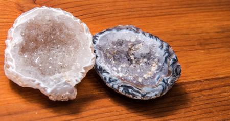 goodluck: Quartz Agate cut in half agate geodes find, mineral
