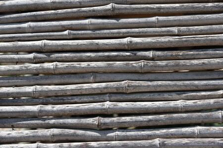 bamboo background Background of dry bamboo pattern, obsolete, foreign,