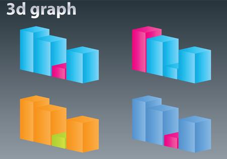 concept 3d graph