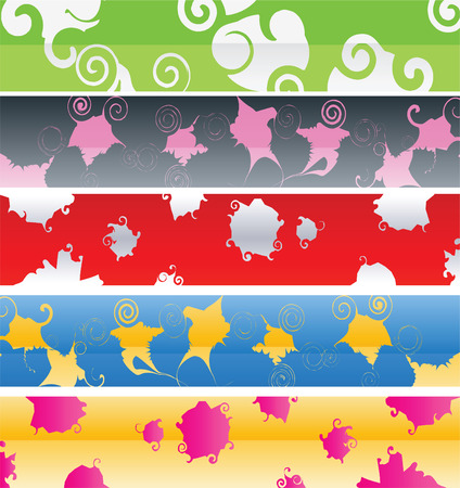 Vector illustration banner design Vector