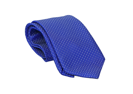 Necktie isolate on white background