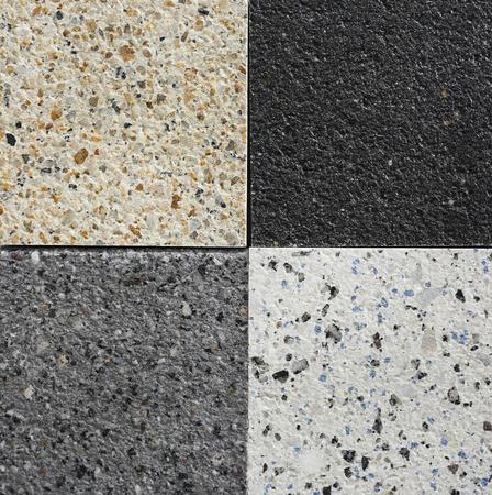Concrete tiles texture. Pattern background. Stockfoto