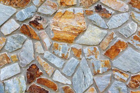 Nahtlose Textur der Felswand