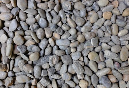 A Pebble stone texture background.