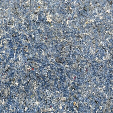 Recycled jean composite texture