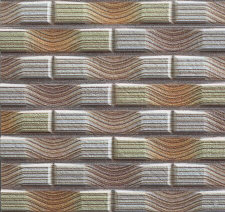 Abstract ceramic tile background