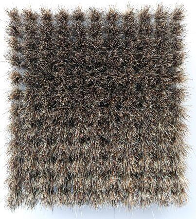 Wire Brush Macro Texture Stok Fotoğraf
