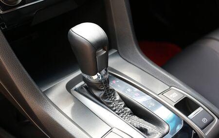 Automatic transmission gear knob