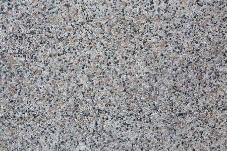 Concrete mix with small gravel for background Фото со стока