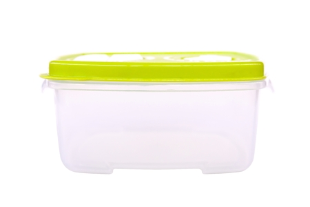 Plastic Food Box Container