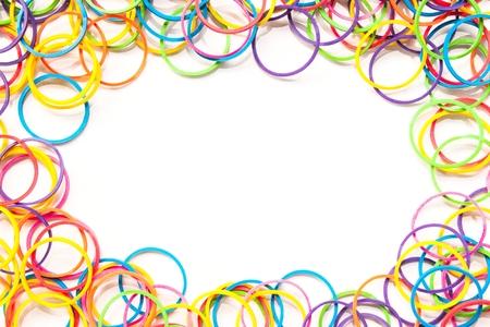 rubber band ball Banco de Imagens