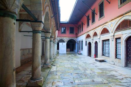 topkapi: Topkapi palace in Istanbul Stock Photo
