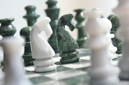Chess set Stock Photo - 239173