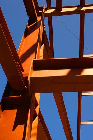 Orange steel Stock Photo - 257168