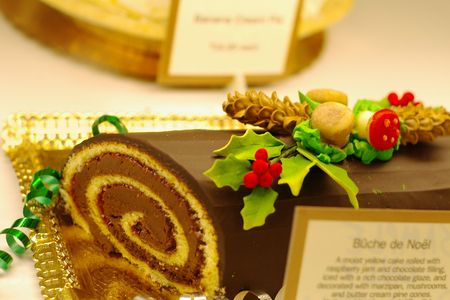 fattening: Holiday Cake