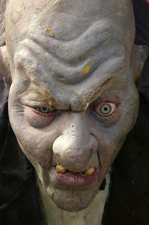 halloween spook figure