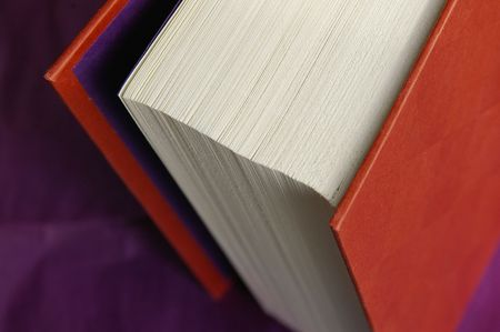 Book from the top Stock Photo - 330122