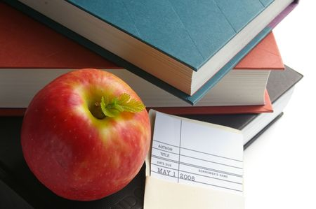School books Stock Photo - 356457