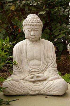Buddha figure photo
