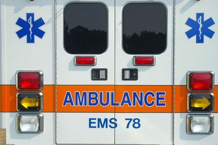 ambulancia: Atr�s de ambulancia