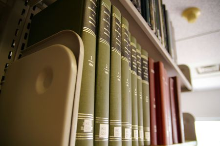 Library books Stock Photo - 515415