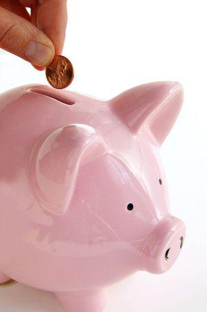 ira: Putting money into the piggy bank