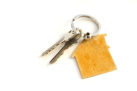 homeowner: New House keys